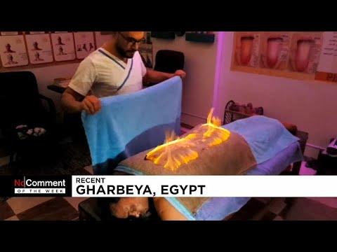 شاهد أفضل فيدوهات الأسبوع: التدليك بالنار في مصر وحريق في مصنع تركي للمواد الكيمائية …  - نشر قبل 5 ساعة