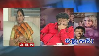Ram Gopal Varma About His Mother, Daughter and GST | ABN Telugu