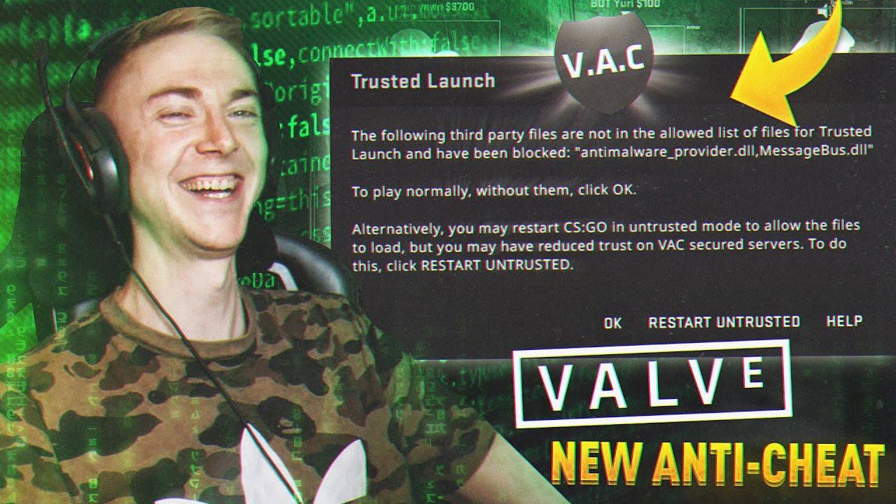 Valve's New ANTI-CHEAT! (Overwatch)