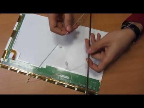 Переделка подсветки матрицы ноутбука с CCFL на LED