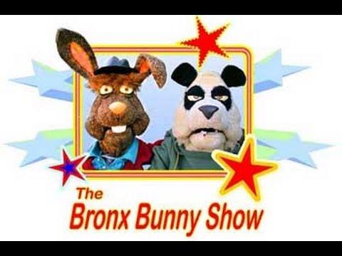 Alexx Thompson co-stars with Federico Castelluccio (Sopranos) on The Bronx Bunny Show