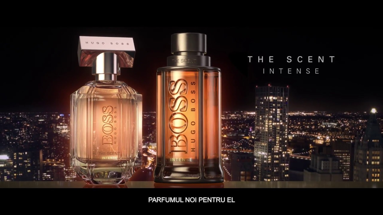 Hugo Boss The Scent Intense Duo Youtube