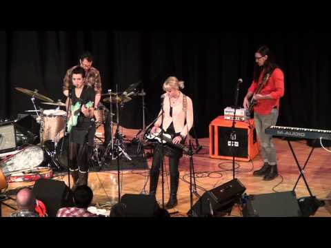 Larkin Poe@Barnsley Horizon Community College 2013