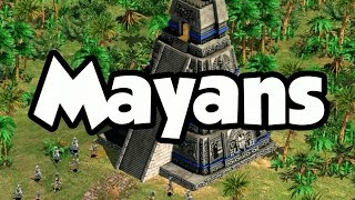 Mayans Overview: Age of Empires 2