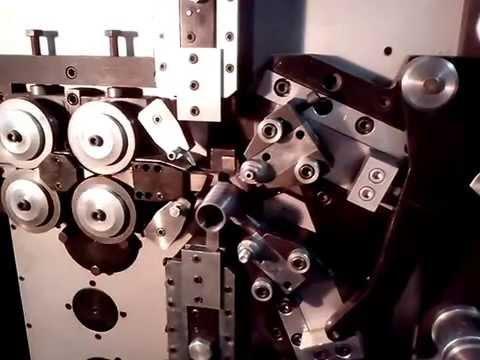 1mm - 4mm Spring Coiling Machine RSM-20