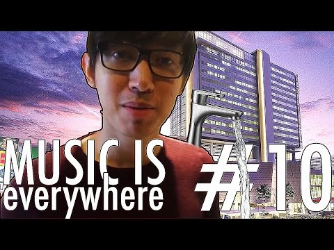 EPIC HOTEL ROOM SONG | Music Is Everywhere #10