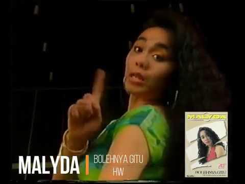Malyda - Bolehnya Gitu (1989) (Selekta Pop)