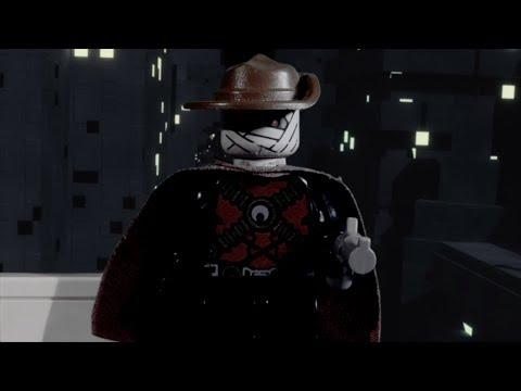 LEGO Bamtan Le règne de Silence épisode 12 Le jeu s'achève