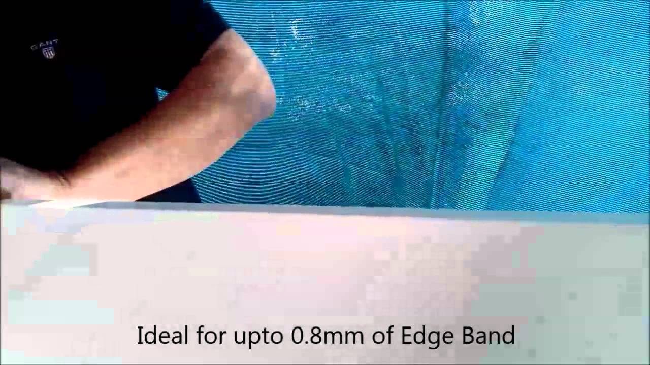Edge Banding trimmer from Hanfas