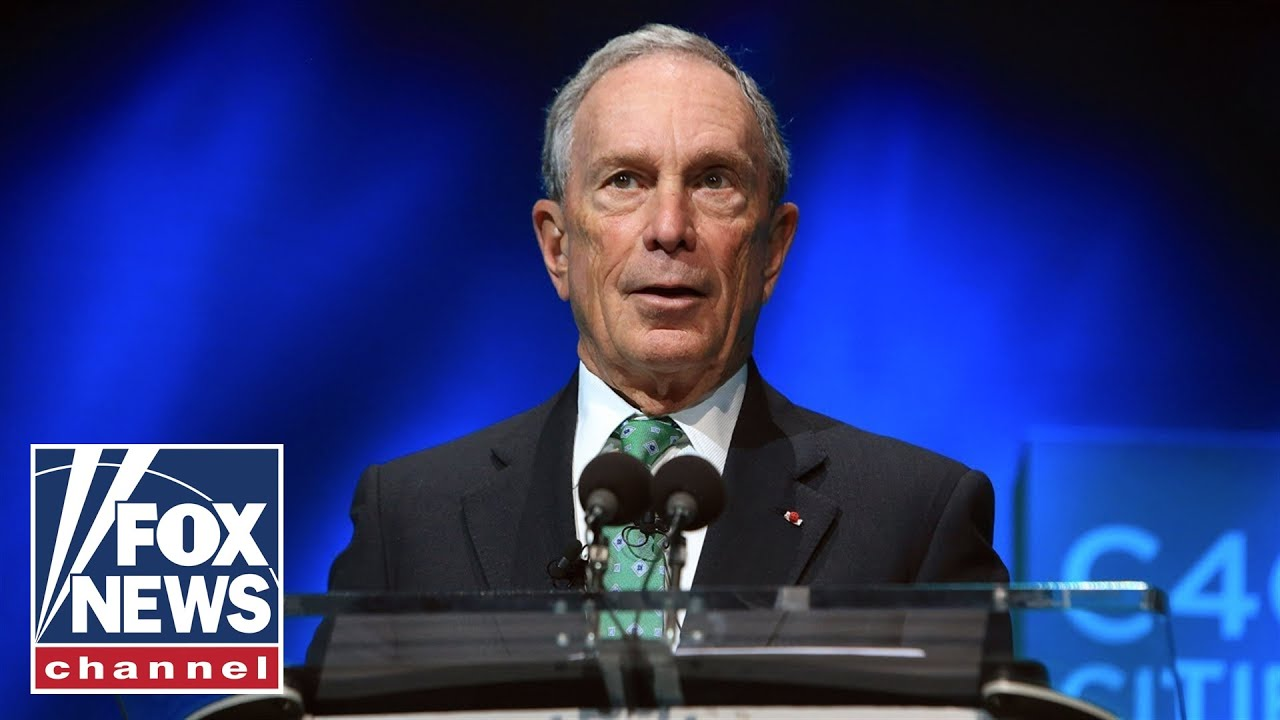 Bloomberg denies allegations of past racist, misogynistic statements