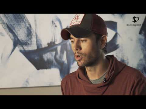 EXCLUSIVE! Enrique Iglesias interview in Miami.