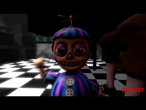 FNAF Song: Behind the Mask Video by Zajcu37 Music by SlyphStorm & TIFWhitney SFM