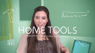 Weekly German Words with Alisa - Home Tools