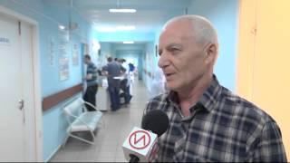 Пациент, которого врачи вернули с того света, благодарит своих спасителей