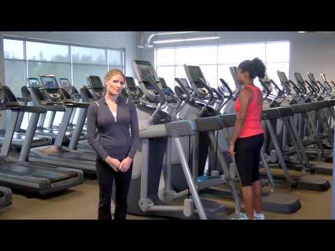 Precor Education AMT Core 1 Workout