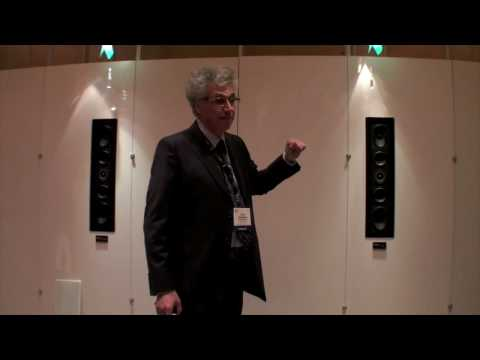 AudiogoN @ CES 2009: Kiso Acoustic audiophile speakers ...