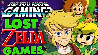 Lost Zelda Games - DidYouKnowGaming Ft. Remix