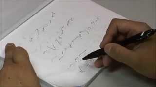 速記プロ技で、書いてみた、読んでみた! thumbnail