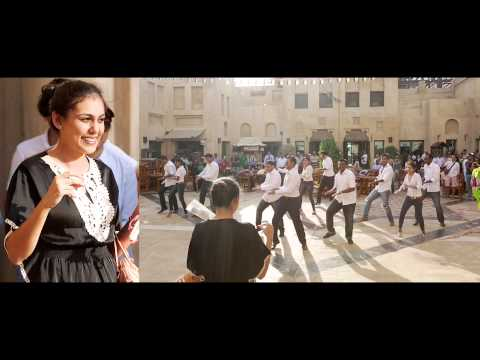 Rahul Priya Flash Mob Proposal
