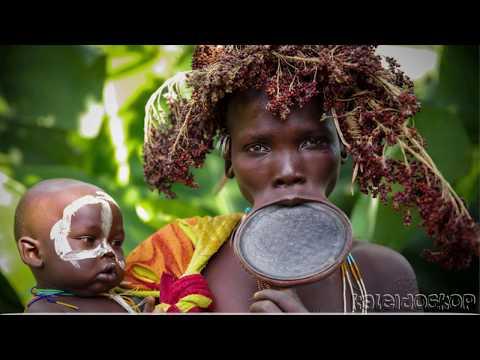 Фото голые племена мира