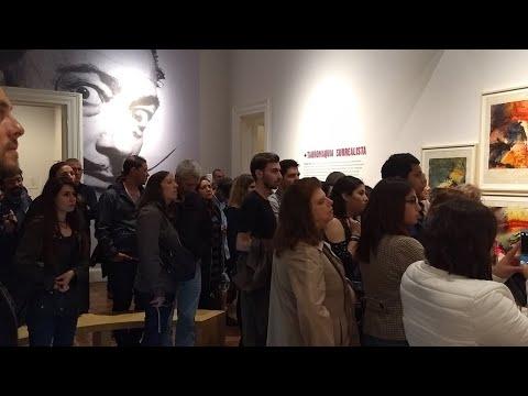 """<h3 class=""""list-group-item-title"""">La Noche de los Museos 2018 en el Museo Larreta</h3>"""