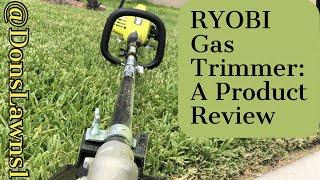 Ryobi 25cc Gas Trimmer