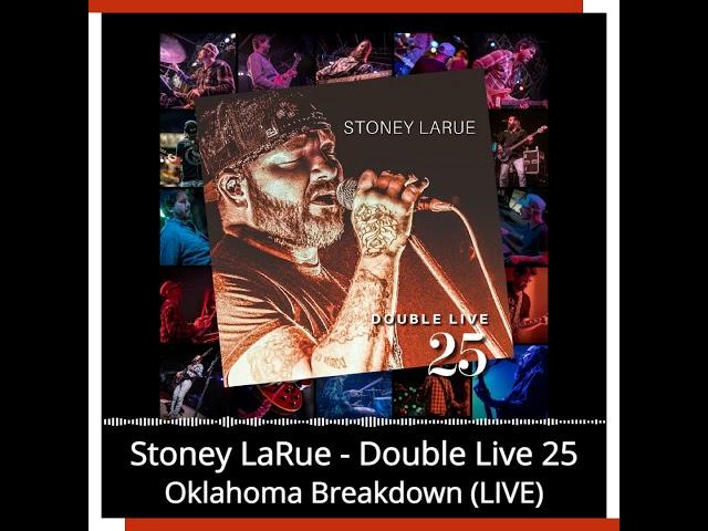 Stoney LaRue - Oklahoma Breakdown (Clip)