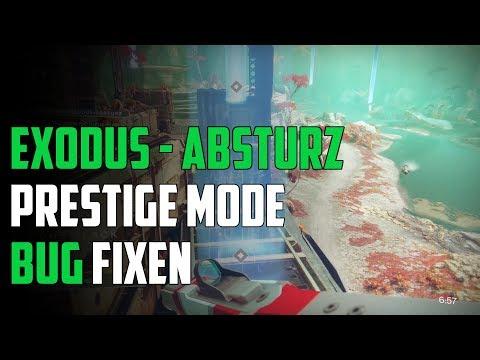 Destiny 2 : Prestige Dämmerung Bug Fixen | Guide
