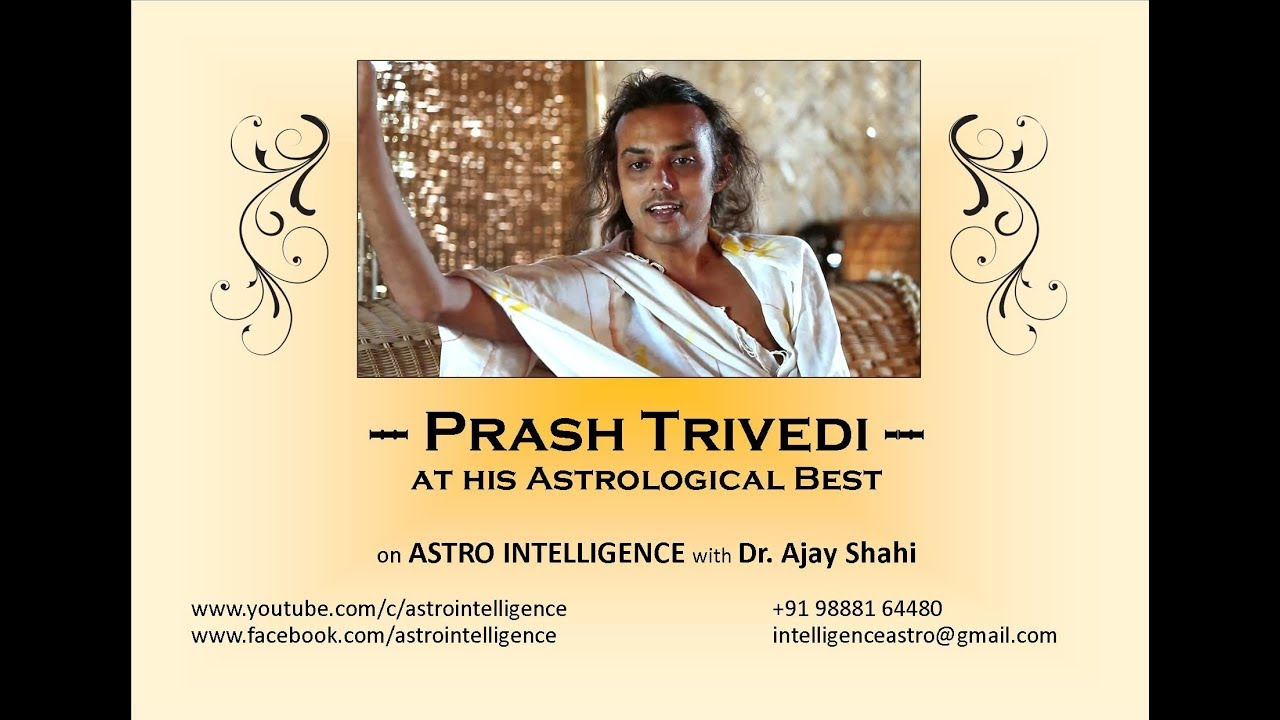 prash trivedi astrologer