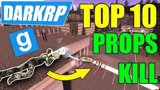 Top 10 DES PROPSKILL LES PLUS DISCRET ! + CONCOURS ! GMOD DarkRP FR