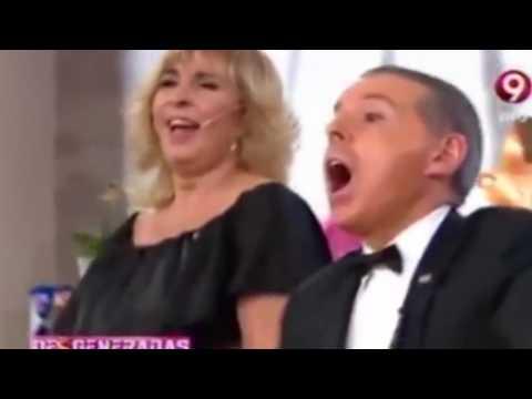 Oyarbide no para: ahora se animó a bailar en la televisión