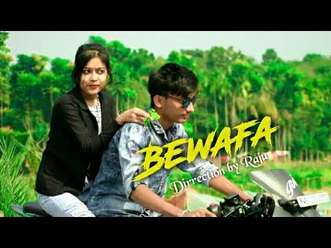 Bewafa hai tu. Real love story Habra 2018 bad boys