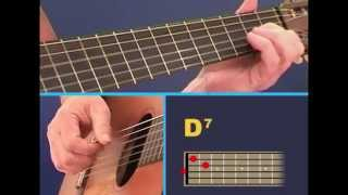 Rainy Day Waltz - A Guitar Lesson with a Familiar Sounding Melody.
