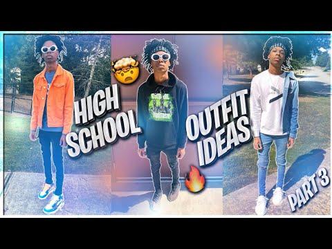 SCHOOL OUTFIT IDEAS 2019-20 PT 3. 🤯🔥   TEEN LOOKBOOK