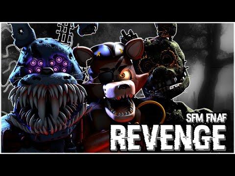 SFM FNaF Revenge By Rezyon