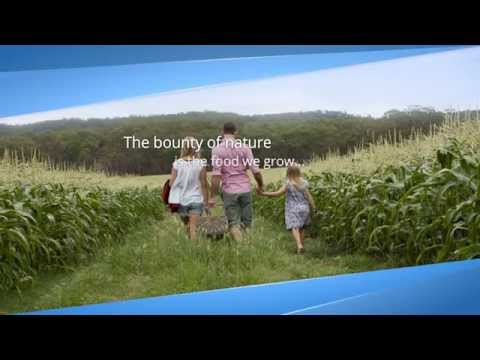 Introducing Australian Organic Network - Why Eat Organic Food?