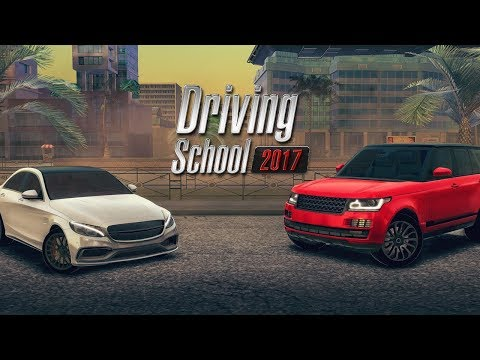 DRIVING SCHOOL 2017 GAMEPLAY - Android / iOS