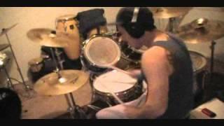 """Alucard"" Tech N9NE Drum Cover"