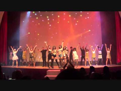 Show Me How You Burlesque - Burlesque The Musical by Jakarta Performing Arts Community