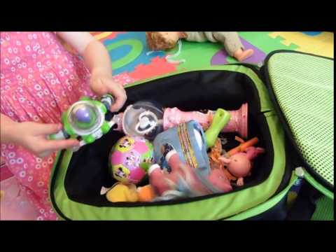 This Day I Love - Packing Our Trunki BoostaPak