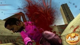Garry's Mod with the Asdfs: Slaughter
