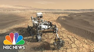 NASA Reveals New Mars Rover Name | NBC News