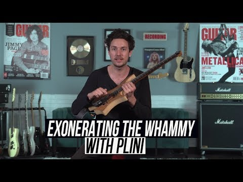 Plini Shows You How to Use Your Vibrato Bar Creatively and Tastefully