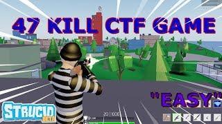 47 KILL CTF STRUCID SPIEL (Roblox Fortnite)