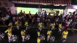 Jafrys Batucada Carnaval de Tuxtepec 2016