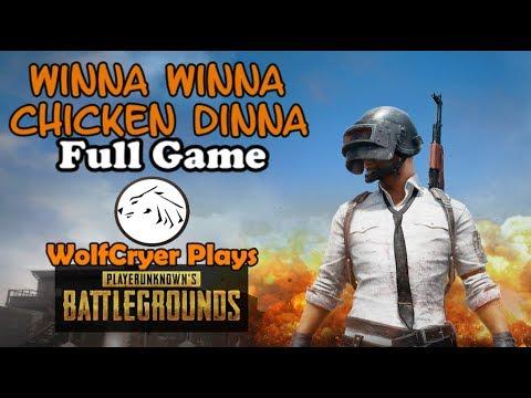 wolfcryer-plays-playerunknown's-battlegrounds-pubg-squad-winner-winner-chicken-dinner
