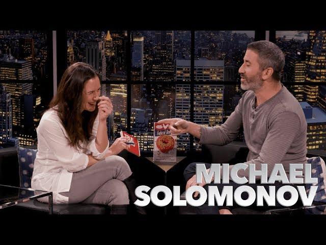 Michael Solomonovs Beaver Secret | True Food Challenge
