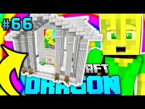 Das 4.500.000€ MUSEUM ERÖFFNET?! - Minecraft Dragon #66 [Deutsch/HD]