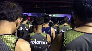 YOLO run Singapore 2017 - Start!