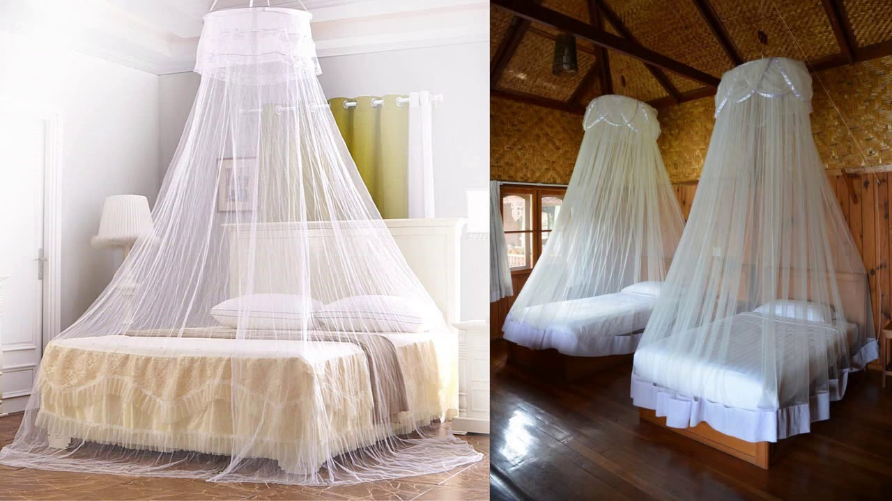 Mosquiteros para camas mosquiteros para zancudos - Como hacer un dosel para cuna ...